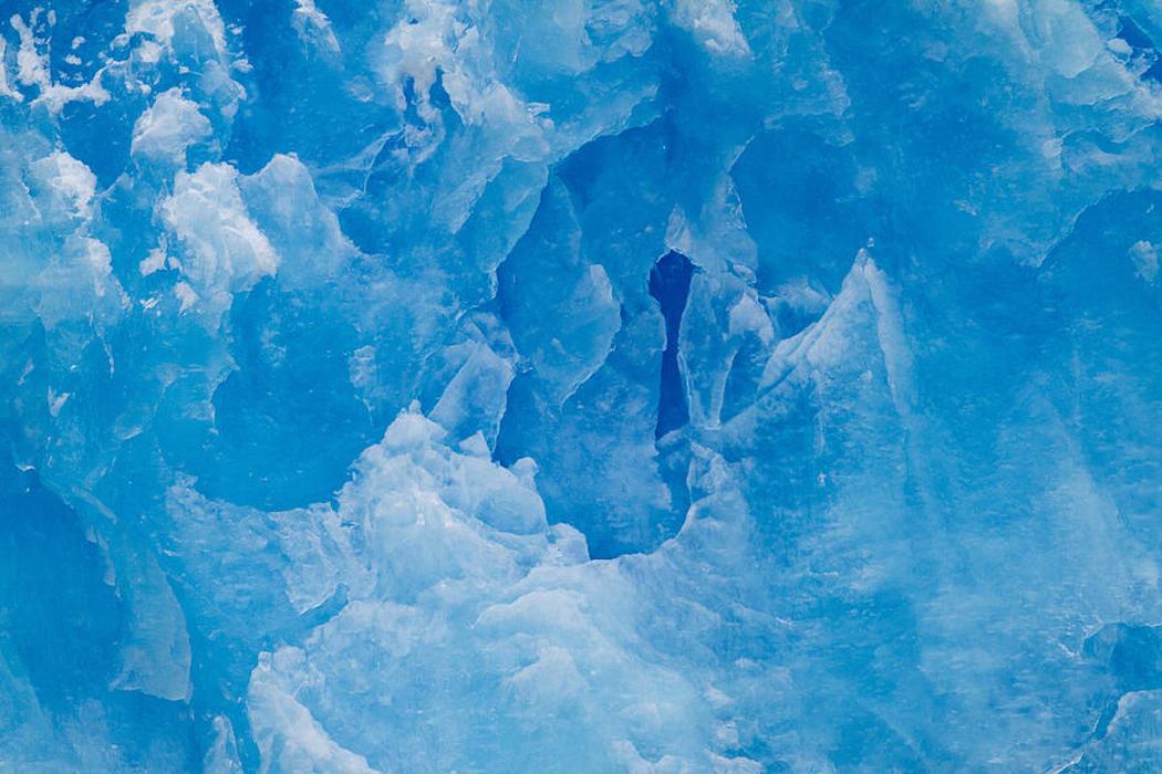 The glacial blues tim grams