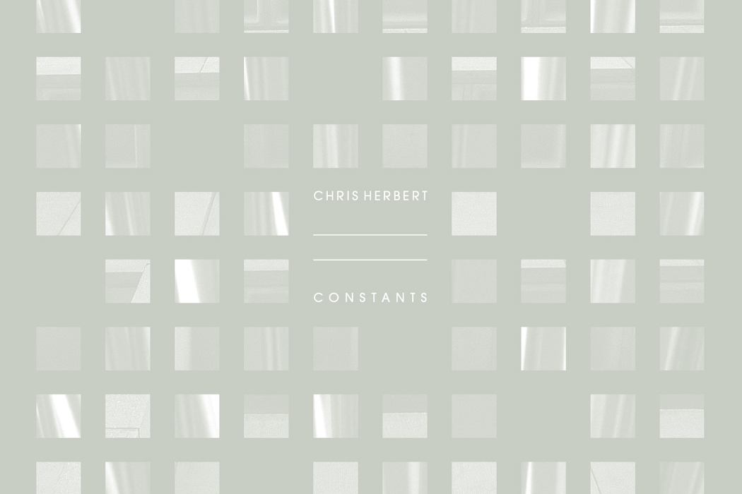 Chris Herbert, Constants, mosaic pattern of abstract squares