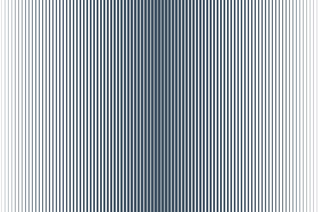 Asmus Tietchens - Fahl, blue line gradient on white background