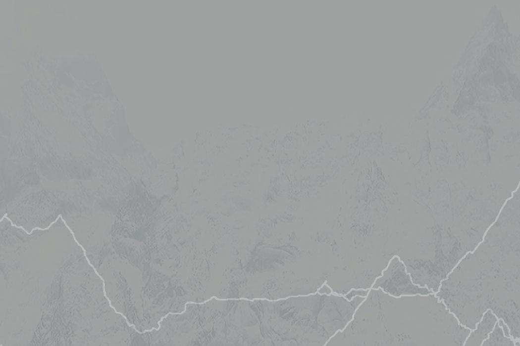 Shinkei + Luigi Turra - Kailash, faint grey image of mountain range