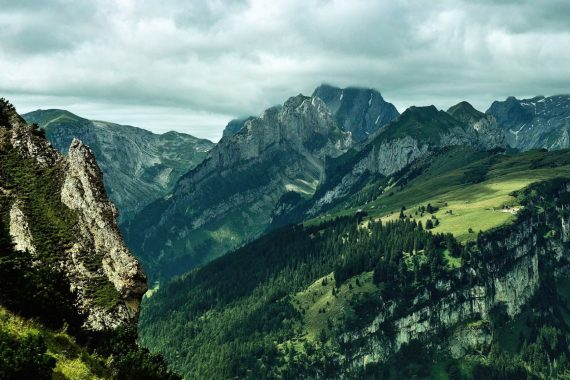 3leaves call for submissions 2017, dramatic photo of mountains and valleys